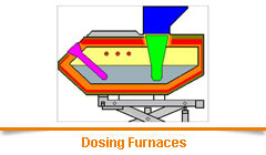 Dosing Furnaces for Aluminium Foundry